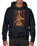 12 Years A Slave Minimal Movie Poster Hoodie