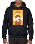 Forgetting Sarah Marshall Minimal Movie Poster Hoodie