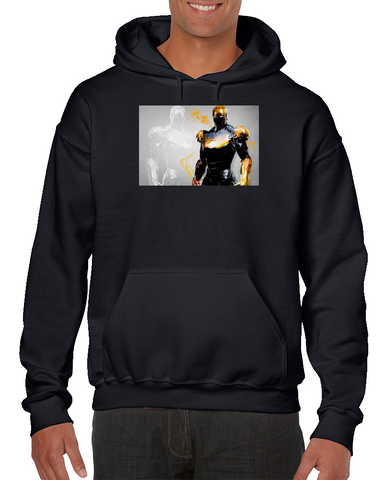 Iron Man Avengers Comics Picture Hoodie