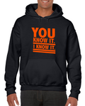 Zack Ryder You Know It Wrestling Hoodie