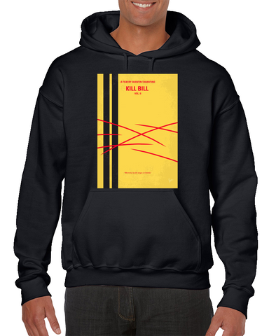 Kill Bill  Part 2 Minimal Movie Poster Hoodie