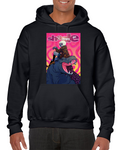 Shade The Changing Girl Comics Art Hoodie