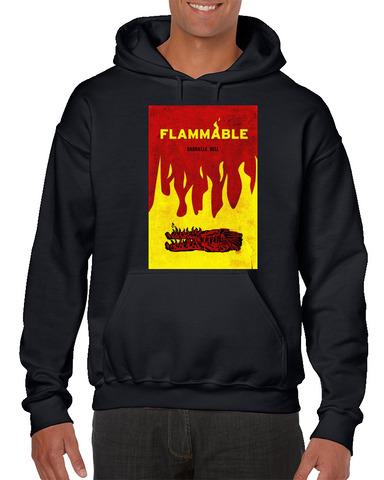 Everything Is Flammable Hoodie