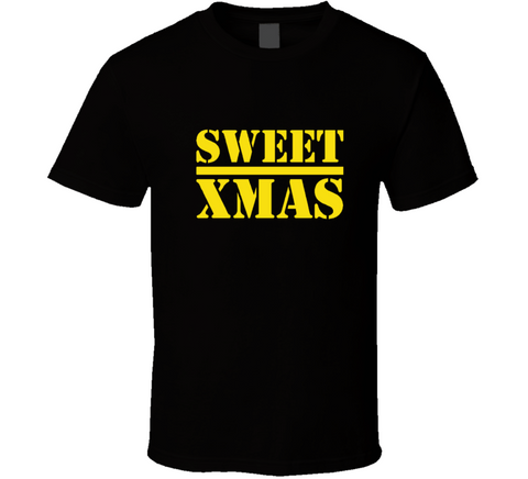 Sweet Xmas Luke Cage T Shirt