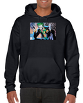 Joker Green Hair Comics Hoodie