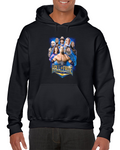 Wwe Hall Of Fame Class Of 2018 Wrestling Hoodie