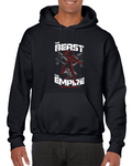 Wrestlemania 34 Roman Reigns Vs. Brock Lesnar Wrestling Hoodie