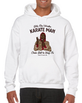 Billy Ray Valentine Karate Man Meme Hoodie