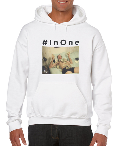 #inone (get Money) Sauce Hockey Hoodie