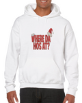 Where Da Hos At Meme Hoodie