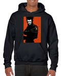 X-men Wolverine Black Red Comics Poster Hoodie