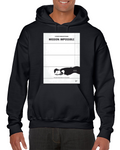 Mission Impossible Minimal Movie Poster Hoodie