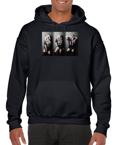 Thor Hot Girl Comics Superhero Hoodie
