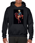 Supergirl Superman Comics Hot Girl Hoodie
