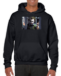 Joker The Dark Knight Jail Hoodie