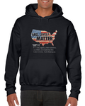 All Lives Matter - Raw America Hoodie