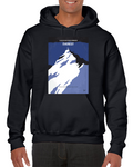 Everest Minimal Movie Poster Hoodie