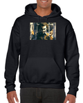 Joker Dark Knight Some People Just Want To Watch The World Burn Hoodie