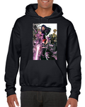 Hot Girl Woman X-men Static Comics Superhero Hoodie
