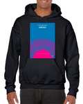 Contact Minimal Movie Poster Hoodie