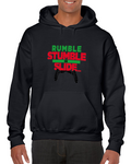 Titus O'neil Rumble, Stumble, Or Slid Wrestling Hoodie