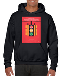 Friends With Benefits Minimal Movie Poster Hoodie