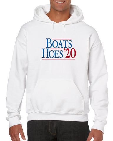 Boats And Hoes 2020 Meme Hoodie