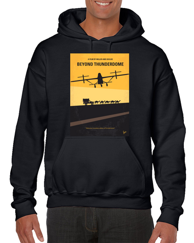 Mad Max 3 Beyond Thunderdome Minimal Poster Hoodie