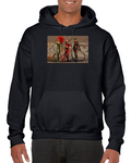 Catwoman Selina Kyle Harley Quinn Poison Ivy Comics Hoodie