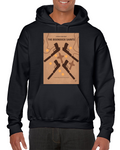 Boondock Saints Minimal Movie Poster Hoodie
