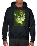 Dr. Pamela Lillian Isley Poison Ivy Hot Girl Comic Hoodie