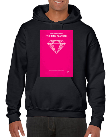 Pink Panther Minimal Movie Poster Hoodie
