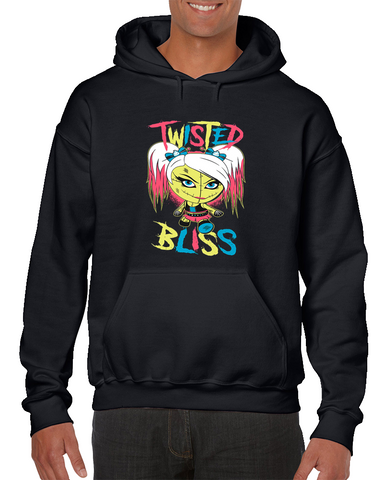 Alexa Bliss Twisted Bliss Wrestling Hoodie
