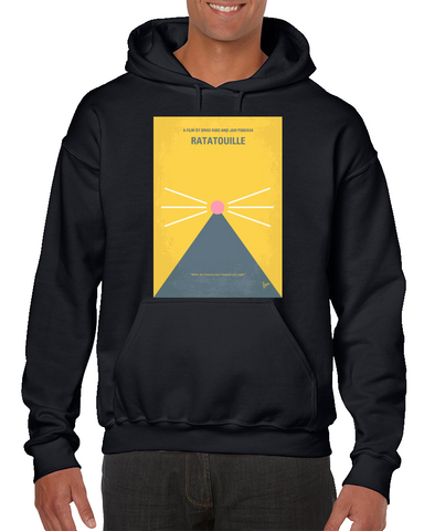 Ratatouille Minimal Movie Poster Hoodie