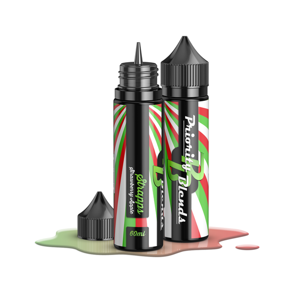 Priority Blends 60ml - Strapps