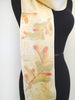 Backyard Fall Silk Sash