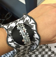 Houndstooth Wrapband