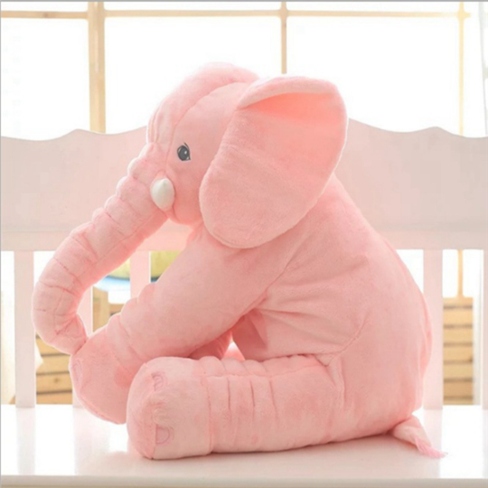 Giant Elephant Baby Pillow-Baby & Mother-fancy2pick.com-40CM-PINK-fancy2pick