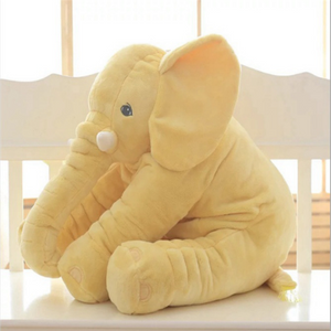 Giant Elephant Baby Pillow-Baby & Mother-fancy2pick.com-40CM-YELLOW-fancy2pick