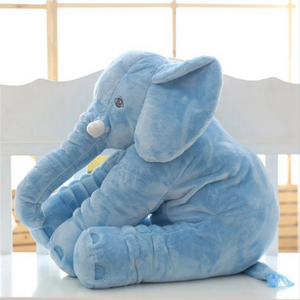 Giant Elephant Baby Pillow-Baby & Mother-fancy2pick.com-40CM-BLUE-fancy2pick