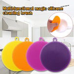 Kitchen Multifunctional Silicone Brush