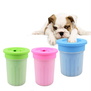 Silicone Pet Foot Washer Cup