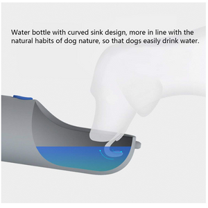 Dog Portable Outdoor Travel Bottle