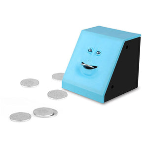 Human Face Piggy Bank