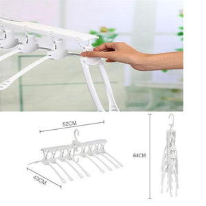 Multi-functional Telescopic Clothes Hanger