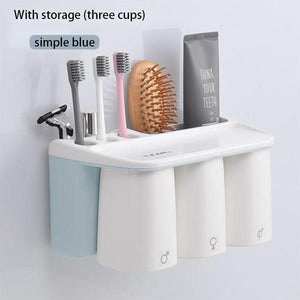 Multi-function Creative Magnetic Suction Mouthwash Cup