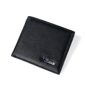 Bluetooth Anti Lost/ Theft Selfie Smart Wallet-Bags-fancy2pick.com-Black-fancy2pick