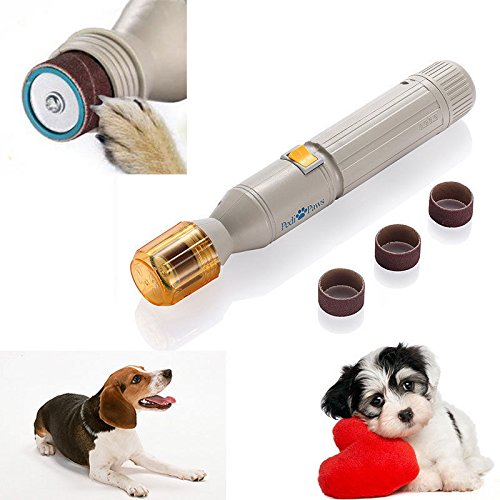 2018 Newest Electric Painless Nail Trimmer Grinder