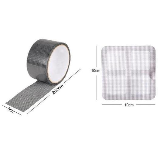 Prevents Intruding Insects Screen Repair Kit-Home & Garden-fancy2pick.com-fancy2pick