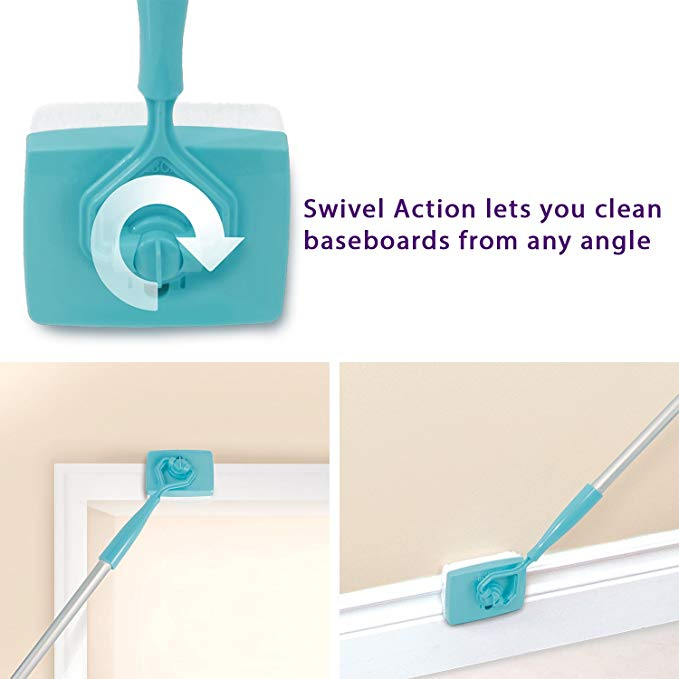 Flexible Mop——The Fast and Easy Way to Clean Your Baseboards